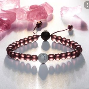 Lokai Frosted Recycled Glass Bead Bracelet